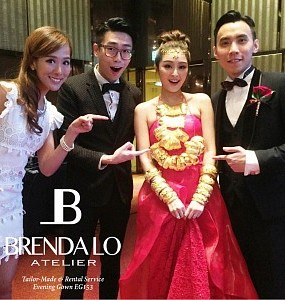 Artists with Brenda Lo